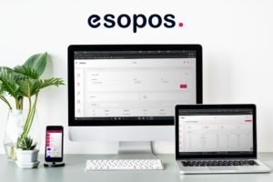 Image showing Esopos pos dashboard