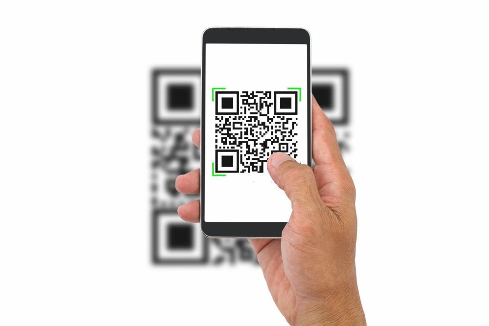 Esopos Mobile barcode scanner