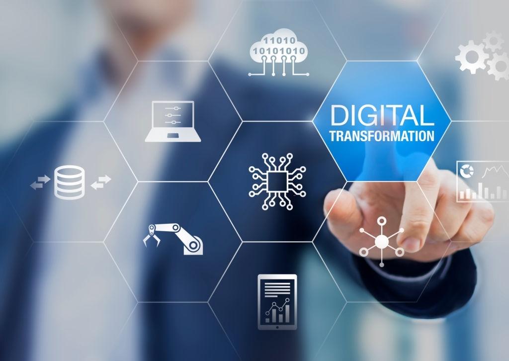 Esopos Digital transformation technology strategy, digitization and